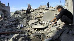 Israel bombardea por aire y