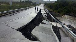 Un terremoto de magnitud 7,7 hace temblar el sur de