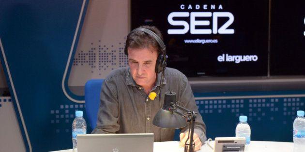 Así se despidió José Ramón de la Morena en su último 'Larguero'
