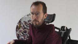 Echenique: la campaña en Twitter contra Errejón fue