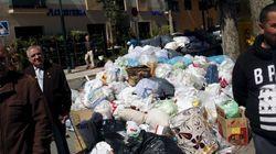 Fin a la huelga de basuras en Málaga tras once días de