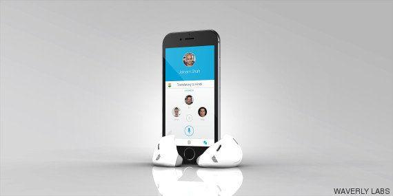 Los audífonos que traducen en tiempo real cualquier