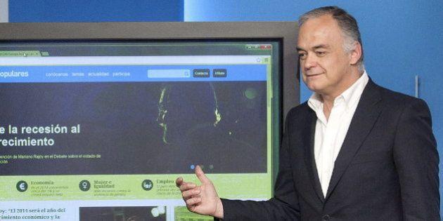 González Pons se descarta como candidato del PP a las