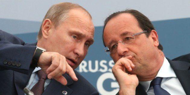 Francia habla de usar la fuerza contra Rusia