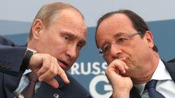 Francia apoya usar la fuerza contra Rusia