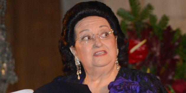 Montserrat Caballé, imputada por defraudar 508.000 euros a
