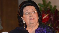 Montserrat Caballé, imputada por fraude