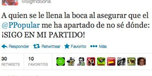Sigfrid Soria presume en Twitter tras sus polémicas declaraciones: ¡Sigo en mi