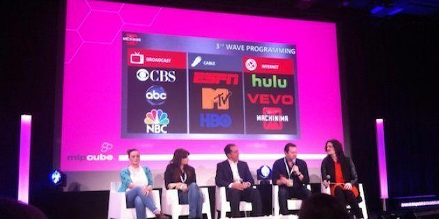 La televisión por internet se