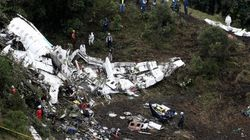 El avión estrellado de Chapecoense tenía poco combustible y exceso de