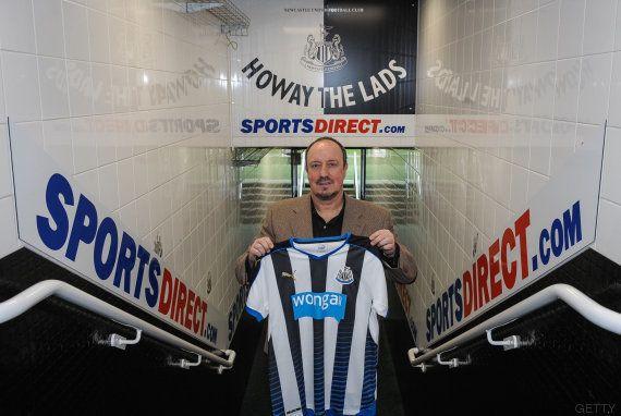 Rafa Benítez será entrenador del Newcastle inglés los próximos tres
