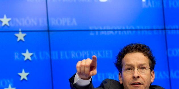 Jeroen Dijsselbloem, presidente del Eurogrupo, desmiente que tenga un máster en la Universidad de