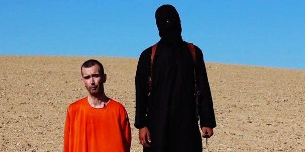 El Estado Islámico difunde un vídeo en el que decapita al británico David