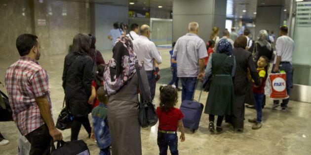 España sigue sin cumplir con los refugiados: faltan 281 de los 586 que llegarían en