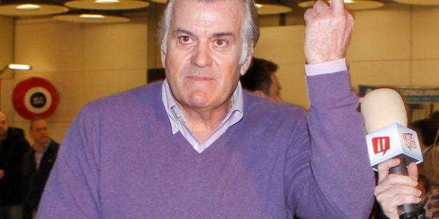 Luis Bárcenas dijo al fiscal Anticorrupción que pactó con Cospedal su salida del