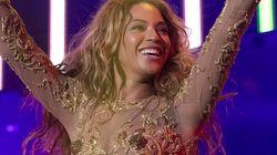 El look más comentado de la nueva gira de Beyoncé