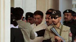 Musharraf se escabulle del tribunal cuando ordenaban su