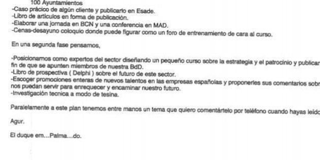 Una juez prohíbe la publicación de nuevos correos de