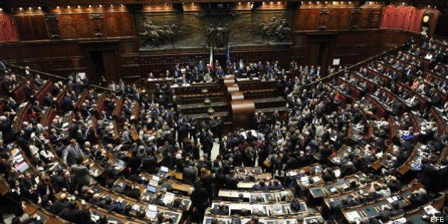 Tras dos votaciones fallidas, Italia amplía la lista de nombres para la