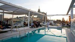 Ocho hoteles madrileños con mucho