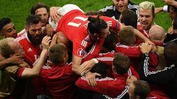 Gales hace historia y se verá en semifinales con