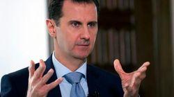 Assad remata otro año de matanzas en Siria con una sesión de fotos