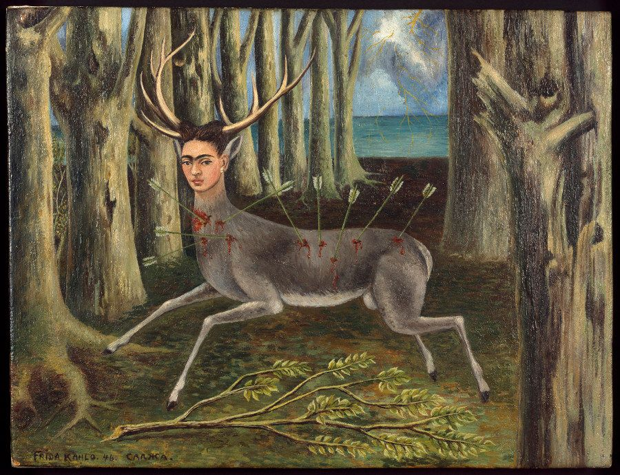 Por qué el arte contemporáneo es inimaginable sin Frida