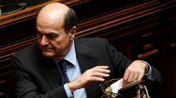 Bersani dimitirá al frente de la izquierda
