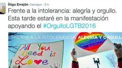 Políticos y famosos celebran el Día del Orgullo Gay en redes