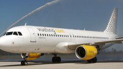 Vueling cancela ocho vuelos en Barcelona y Twitter