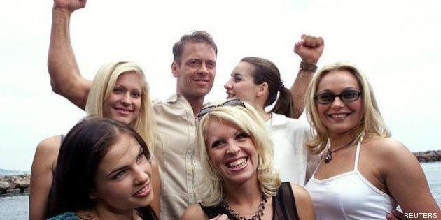 Sofía Loren, Verónica Lario y Rocco Siffredi, votados para ocupar la Jefatura del Estado de