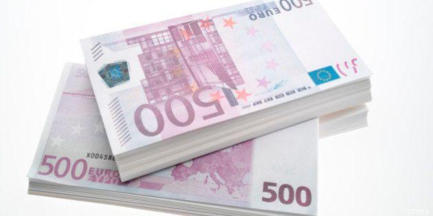 Rubalcaba pide suprimir los billetes de 500 euros para frenar el fraude y