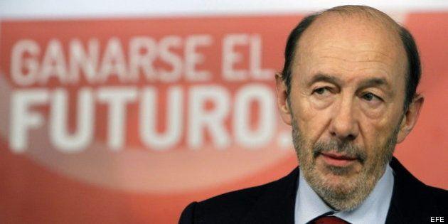 Rubalcaba se pregunta: ¿Cómo se atreve Rajoy a pedir