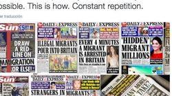 El tuit sobre los inmigrantes y Hitler que se ha vuelto