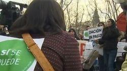 Quejas por este reportaje de TVE sobre los escraches
