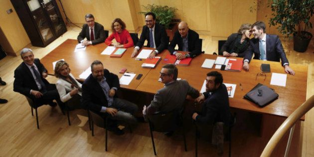 Ciudadanos transmite al PSOE sus prioridades para la