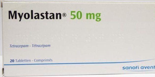 Myolastan: La Agencia Europea del Medicamento recomienda suspender su venta por riesgo de reacciones