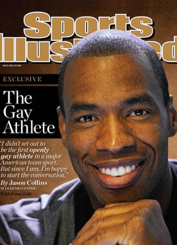 Jason Collins, primer jugador de la NBA que admite que es homosexual