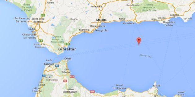 Registrados dos terremotos de 4,8 grados sentidos a los dos lados del Estrecho de