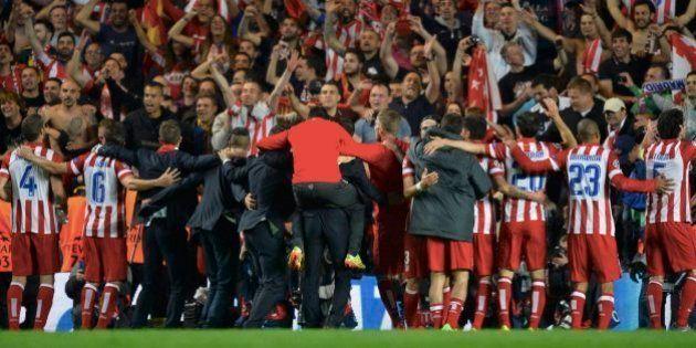 Glorioso Atlético en Londres