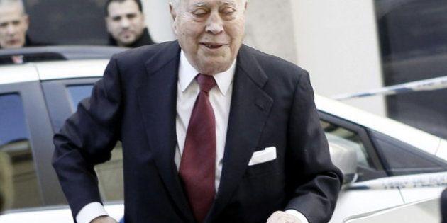 Álvaro Lapuerta, extesorero del PP y predecesor de Bárcenas, muy grave tras caerse en su