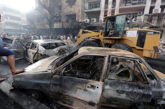 Al menos 180 muertos en dos atentados del ISIS en