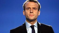 El exministro francés de Economía Emmanuel Macron será candidato a