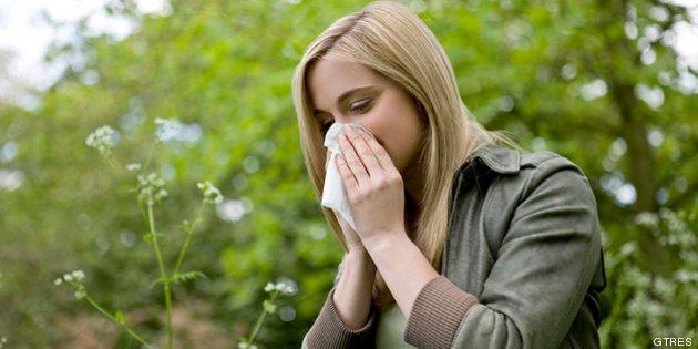 Trucos contra la alergia primaveral