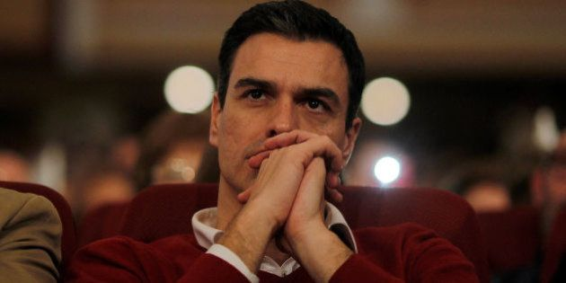 Sánchez aboga por un gobierno de cambio con Podemos, pero sin vetos ni