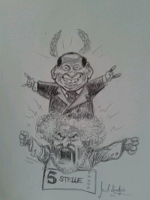 Beppe Grillo resucita a