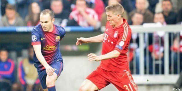 Barcelona-Bayern Múnich (0-3): Alemania también domina la Europa