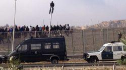 Unos 140 inmigrantes entran en Melilla tras dos asaltos a la