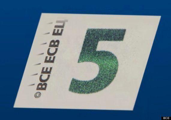 Nuevo billete de cinco euros: disponibles desde el 2 de mayo en las entidades bancarias de la