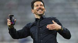 Simeone, nombrado mejor entrenador del mundo por delante de